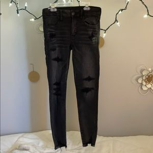 American Eagle Next Lever Stretch Skinny Jeans